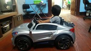Carro para Niño Bateria
