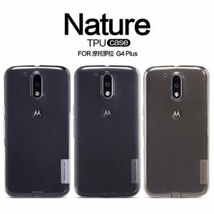 Case Protector Silicona Nillkin Nature Motorola Moto G4 Plus
