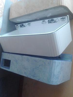 Lavaderos de ba o y ovalin de vidrio posot class for Lavadero de bano precio