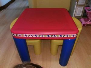Mesa para ni os little tikes thomas posot class - Juego de mesa y sillas para ninos ...