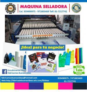 efd1a0184 Maquina para fabricar bolsas de papel para llenar | Posot Class