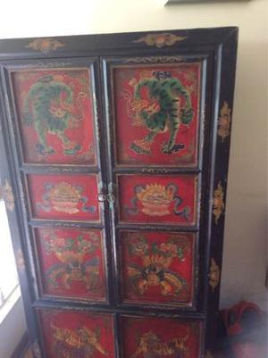 Traje del antiguo guerrero chino posot class - Mueble chino antiguo ...