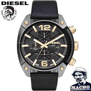 Reloj Diesel Overflow Dz - Original Importado De Usa