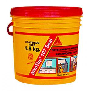 SIKA Impermeabilizante tanques de agua, techos,etc