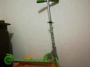Scooter de Niño de Aluminio