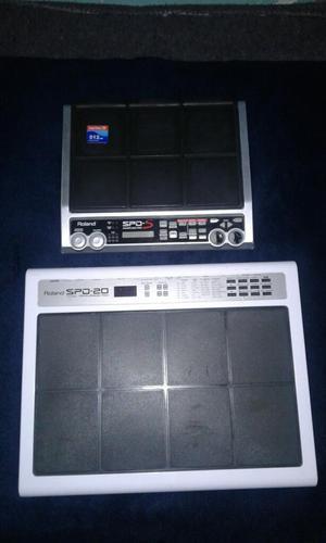 Vendo Baterias Roland Spd20 Y Spdscard
