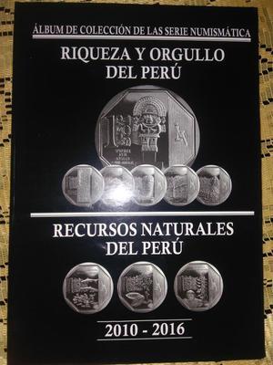 Vendo Coleccion de Monedas Del Peru