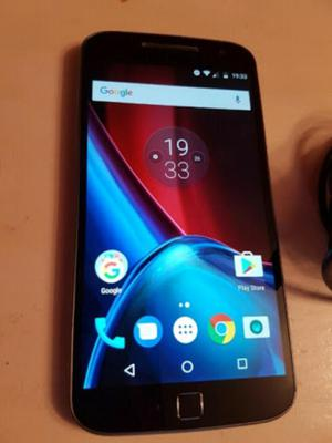 Vendo Moto G4 Plus con Huella Digital