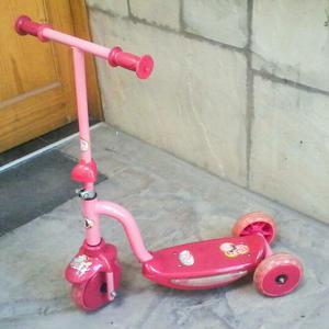 Vendo Scooter para Niña