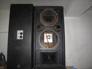 cajas acusticas de tres vias