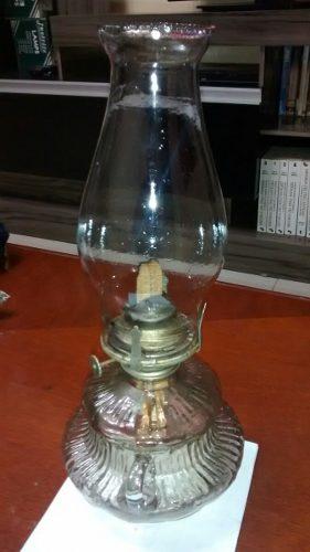 Antigua Lampara De Kerosene