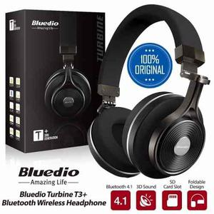 Audífonos Handsfree Bluetooth Bluedio T3+ Plus Plegable