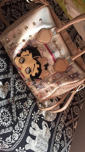 Cartera Betty Boop Original Disney