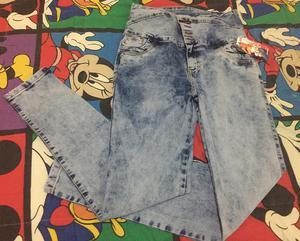 Jeans Mujer Talla 36 Nuevos
