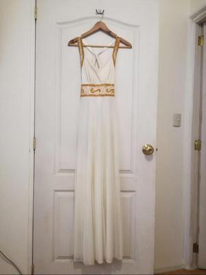 Vestido de Fiesta Largo Usado Talla M