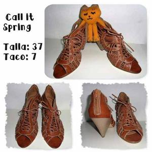 Zapatos Con Taco 7 - Call It Spring - Chicas - Mujeres