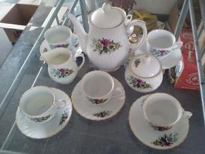 01 Juego De Vajilla Importada Porcelana China 15 Piezas