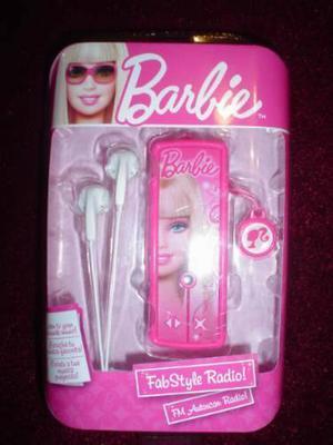 Fab Style Radio Barbie - Radio Fm