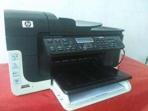 Impresora Officejet  wifi con sistema de tinta continua.