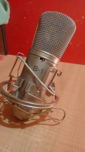Microfono De Condensador Behringer B1