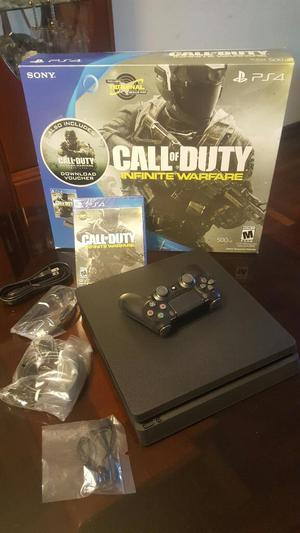 Ps4 Slim 500g Call Of Duty