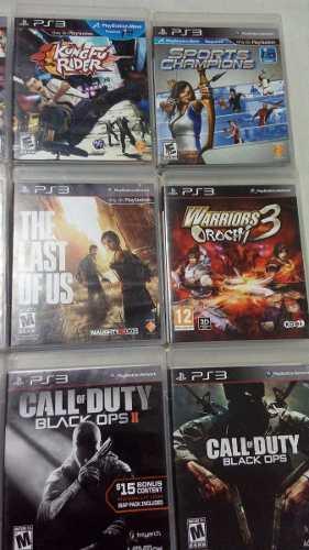 Video Juegos Cd De Ps3