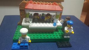 Bar Lego para Coleccion