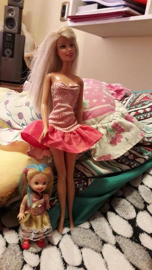 Barbie Original Más Barbie Pequeña