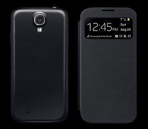 Case Flip Cover Para Samsung Galaxy S4 -empaq.original