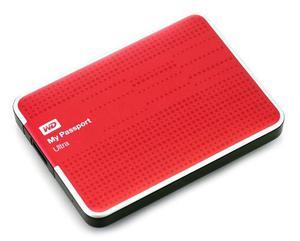 Disco Duro Externo Western Digital My Passport Ultra, 3 Tb,