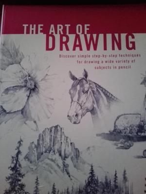 Libro/Guía THE ART OF DRAWING EL ARTE DE DIBUJAR SUJETOS