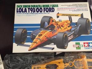 Lola T Ford 1/20