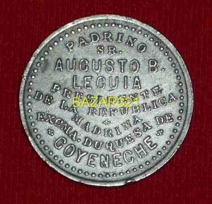 Medalla  Coronacion Virgen Mercedes Duque Goyeneche Wyw