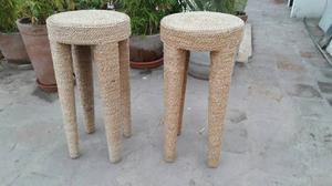 Banquitos cuadrados chatos posot class for Vendo muebles terraza