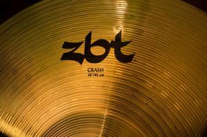 Zildjian Zbt crash 18 '' nuevo sin uso