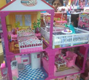 Casa de barbie posot class - Casa de barbie con ascensor ...
