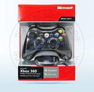 Microsoft Xbox 360 Wireless Controller, Interfaz Usb