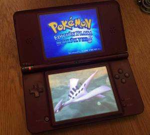 Nintendo Dsi Xl + Cargador Original + Full Juegos
