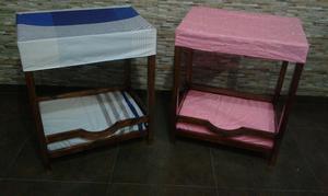 Venta de camas en madera cedro posot class - Camas para perros de madera ...