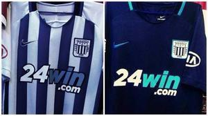 Camiseta Alianza Lima  Titular Alterna S M L Xl