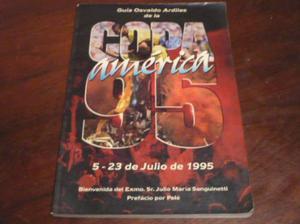 Guía Osvaldo Ardiles De La Copa América 95 Ozzyperu