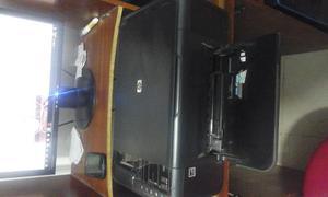 Impresora Hp Multifuncional Negro