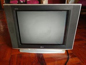 Vendo Tv Lg 21 Modelo 21fsark