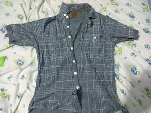 Camisa Manga Corta Lost Small Algodón