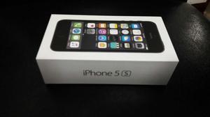 Iphone 5s De 16gb Nuevo En Caja Nuevo, color negro, para