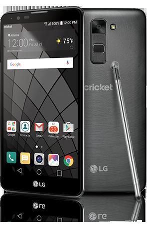 LG Stylo 2, 4G LTE