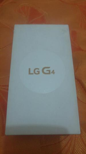 Lg G4 H815 con Cargador Y Audifonos