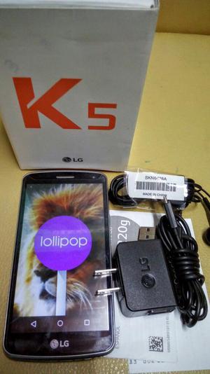 Lg K5. Libre, en Caja con Accesorios.