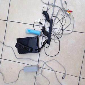 Nintendo Wii Caolor Negro ¡¡¡¡¡con 2 Mandos!!!!!