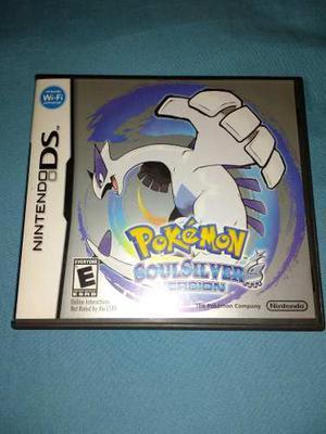 Pokemon Soulsilver - Pack De Juego